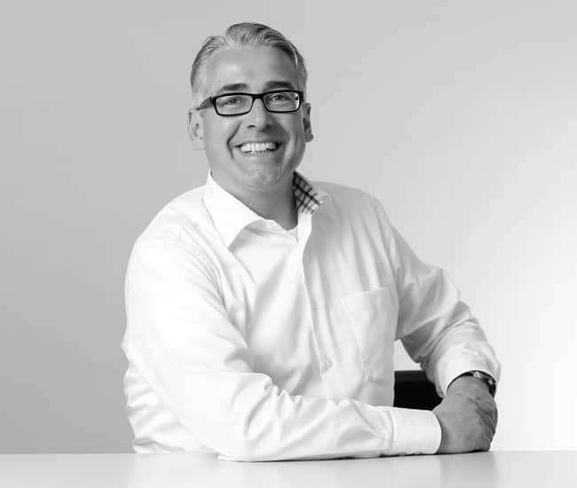 Burkhard Rückemann, Inhaber und Geschäftsführer der Rückemänner Werbeagentur Hamburg