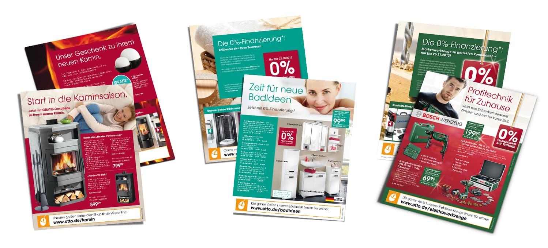 Rückemänner Werbeagentur Verkaufsliteratur Prospekte baumarkt direkt