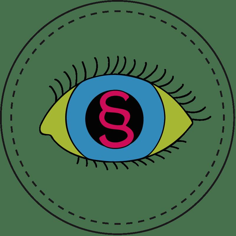 Rückemänner Webdesign Agentur DSGVO Rechtssicherheit Icon