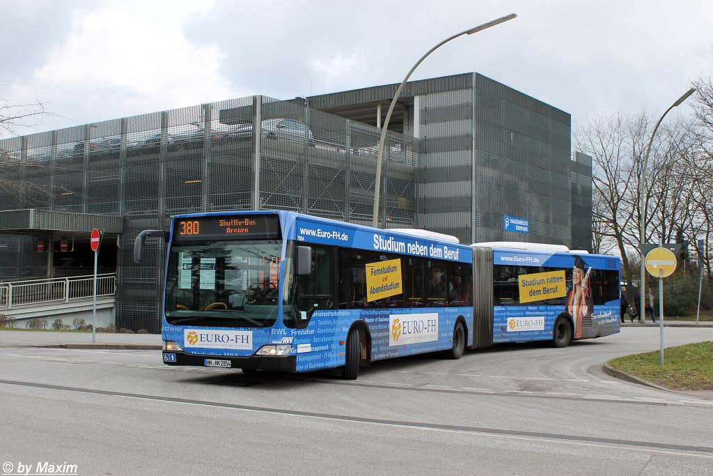 Euro-FH Busgestaltung bis 2018 Rückemänner Werbeagentur